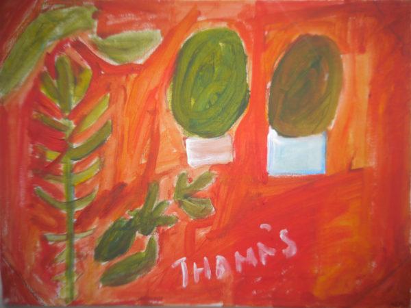 Trees by Thomas Jones