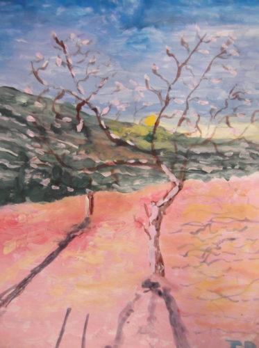Winter Tree by Tim Record