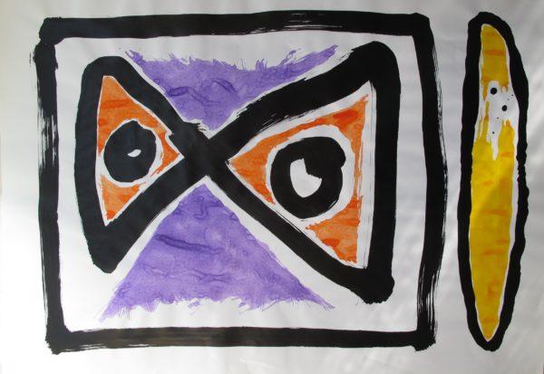 Infinate Eyes by Mark Cawson