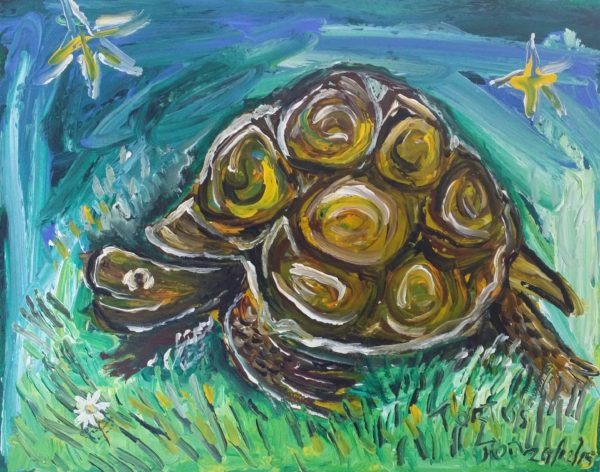 turtles_1 by Blue Sorral (Heaven isn't a stopping point)
