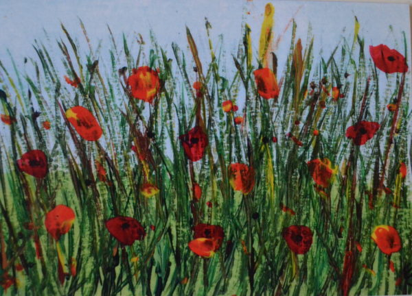 Wildflower #1 by Emma Gibbens