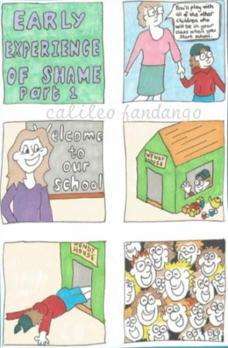 Early Shame #1 by Little Me #1