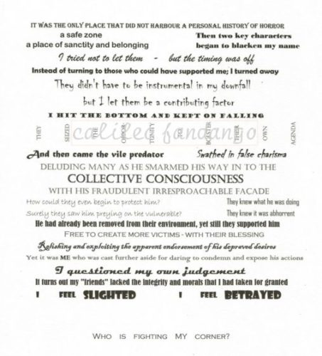 Collective Consciousness by Disconnected