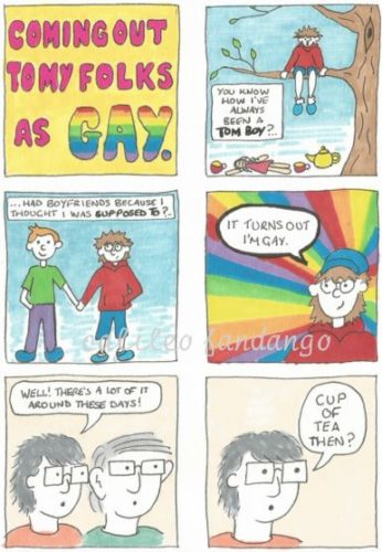 Coming Out #1 by Little Me #1