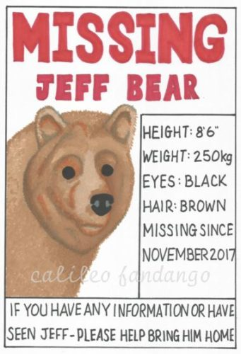 Jeff #7 by Little Black Book