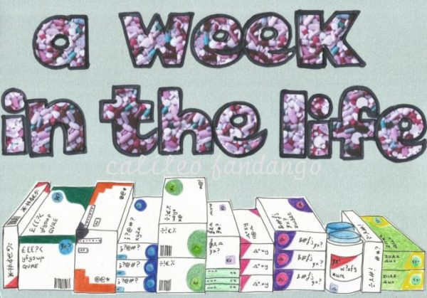 A Week In The Life by Calileo Fandango