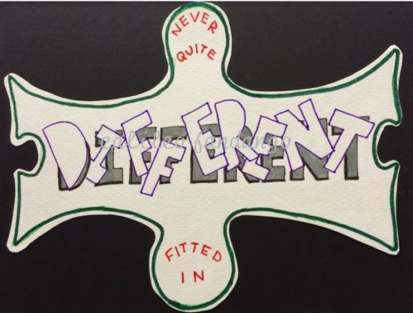 Different by Little Me #1