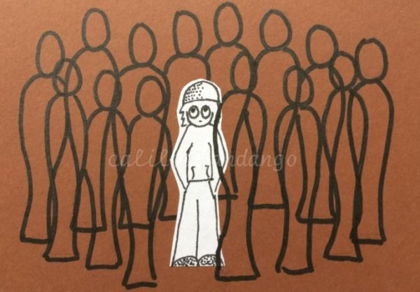 Socially Isolated by Little Me #1