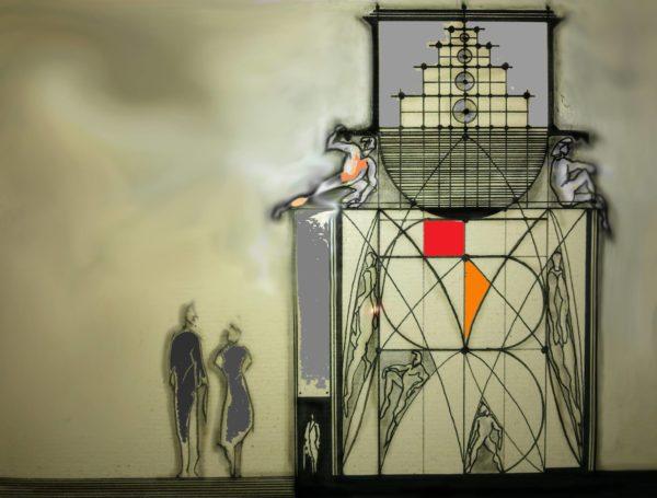 The Vision by Stuart Milburn