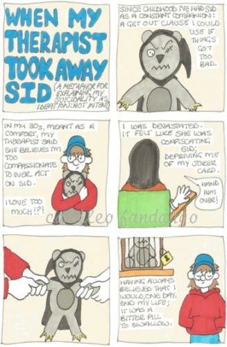 Confiscation Of SID by Gender Identity Clinic #2