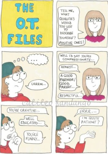 The OT Files by Mona