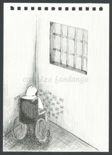 Wheelchair #1 by Mona