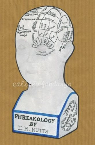 Phreakology by Medical Scrutiny