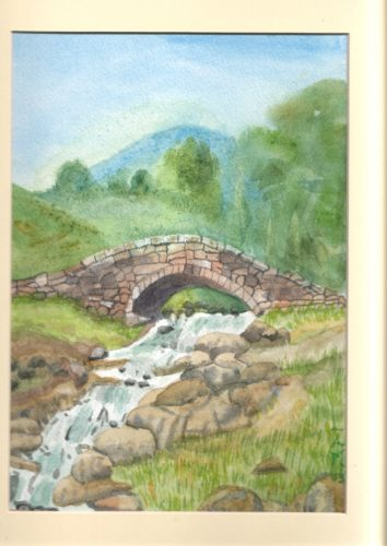 Ashness Bridge by Linda Slater