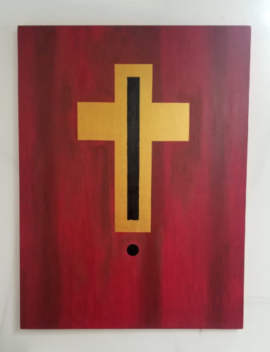 Exclamation Cross by Tick