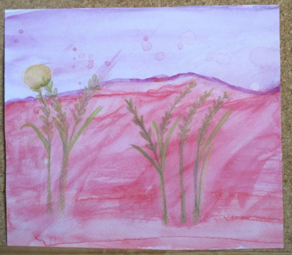 Wheat field by My art unfolding