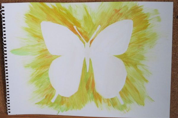 Butterfly 2 by My art unfolding
