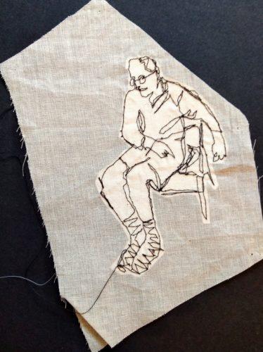 Chair Moves – Parkinsons Dance – Stitch by Kat Pugh