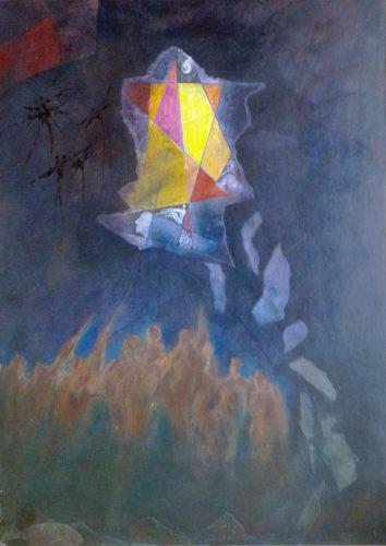 A New World by Stuart Milburn