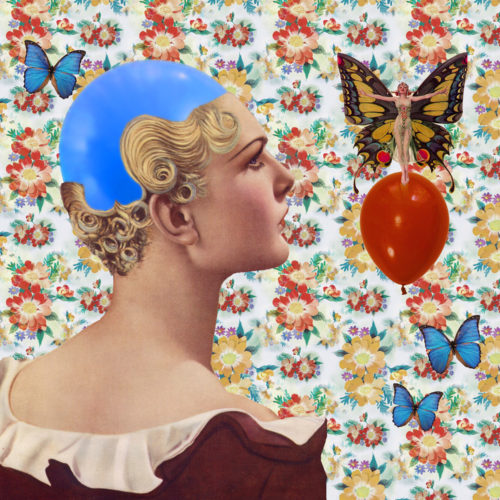 Float On by Regina Lafay  Bellamy Collage