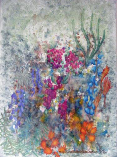 Peat Impression 1 by Marisa Rehana Mann