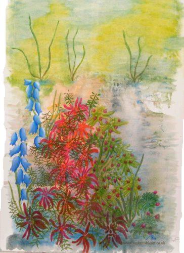 Peat Impressions 3 by Marisa Rehana Mann