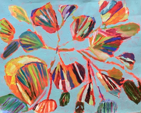 Colourful canopy by Sarah Harbott – ARTHOUSE Unlimited