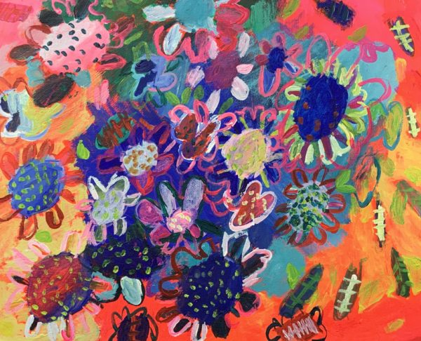 Midnight bloom by Sarah Harbott – ARTHOUSE Unlimited