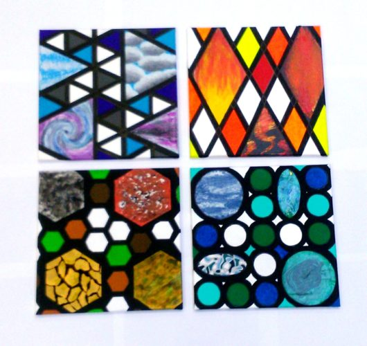 4-Element-Canvases.jpg by Chrissie Buckthorpe