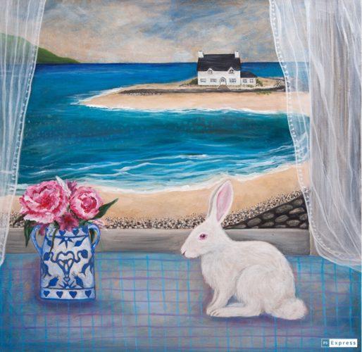 Seawashed Cottage by Elle Isolde