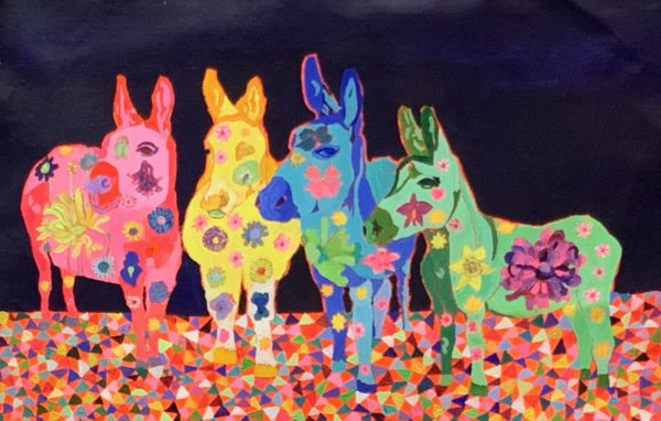Donkey disco by Jack Churchyard – ARTHOUSE Unlimited
