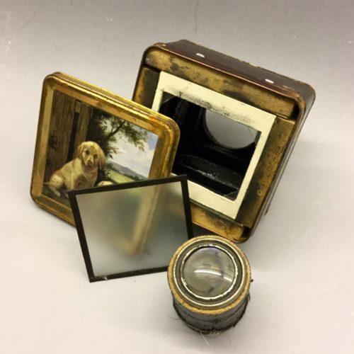 Homemade Wetplate camera by Drew Fox