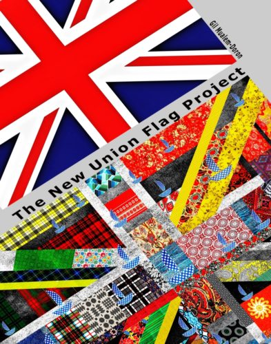 The New Union Flag Project (2015-present) by No Man's Land Project