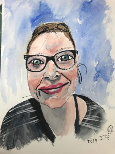 Alison by Jas Elbaccush