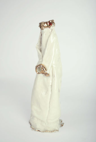 Julie Hesmondhalgh Wedding Dress by Horace Lindezey