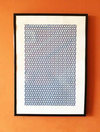 Pattern-Cloth (1) by John Finn