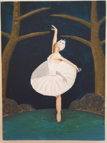 Swan Lake by Alexandra Forshaw