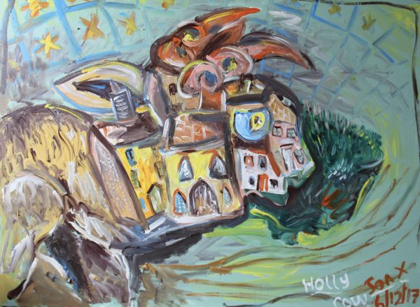 HollyCow by Jonathan Kenneth William Pettitt