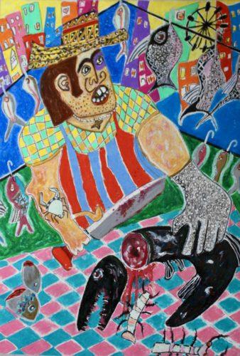 Fishy Affair by Alex Horswood