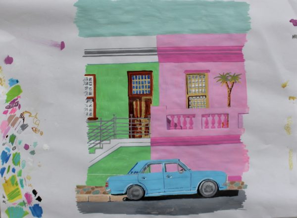 Bo-Kaap, Cape Town by Space Kitty