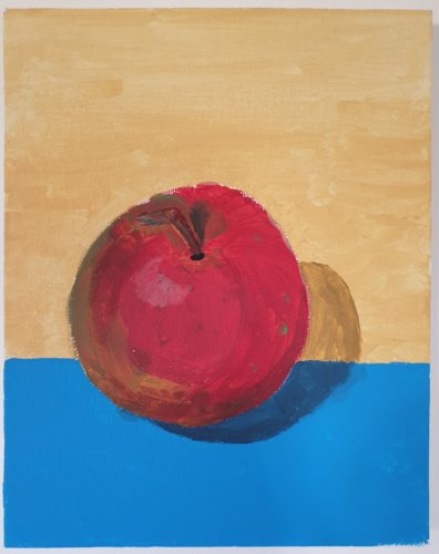 Apple by Alexandra Forshaw