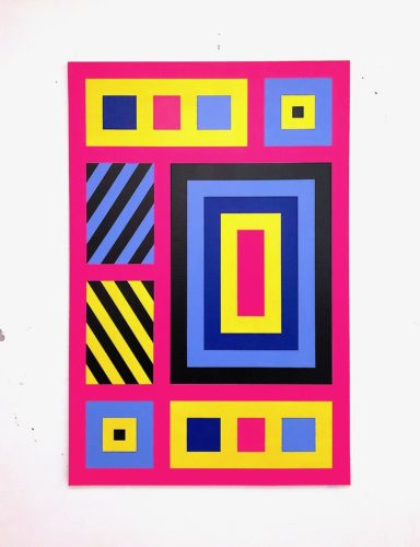Blocks No.22 by Grade One