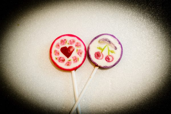 Lollypop by tea for two
