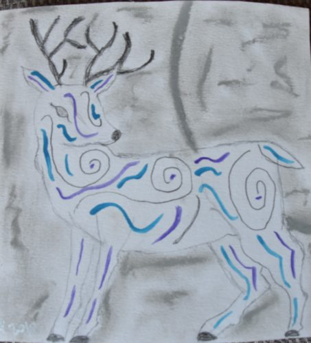Moon Stag by No More Turning Away