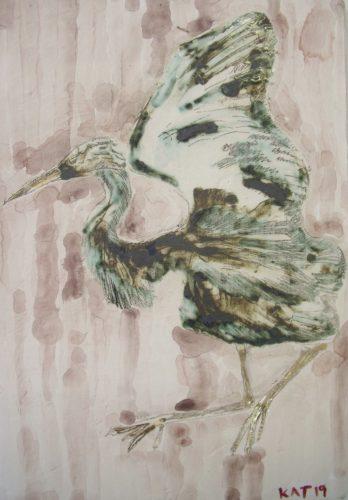 Stork by Atom