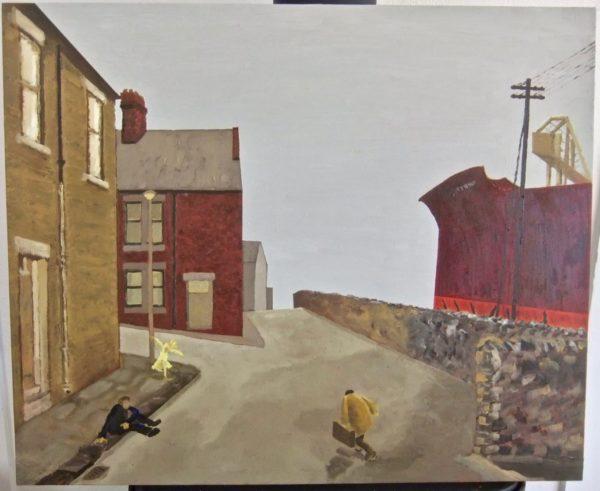 Wallsend 1975 by John Taylor