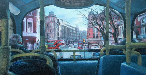 cambridge circus-where thoughts meet by TITUS AGBARA
