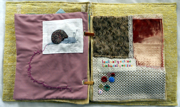 Spread from On Being Soft – a work in progress by Kew Royal Botanic Gardens Dream Date