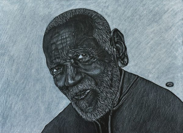 Old Man by Larry Paul Strang