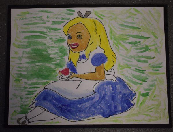 Alice in Wonderland by Sonja Kent